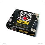 Escape box- Enquête - Escape Games - Jeu de société d'évasion - Escape rooms - Great Escape - Medium