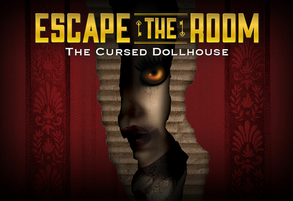 Escape The Room - The cursed dollhouse - Teaser - Escape Games - Jeu de société Escape Games - Escape rooms
