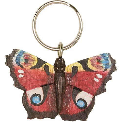 Porte-clés Papillons