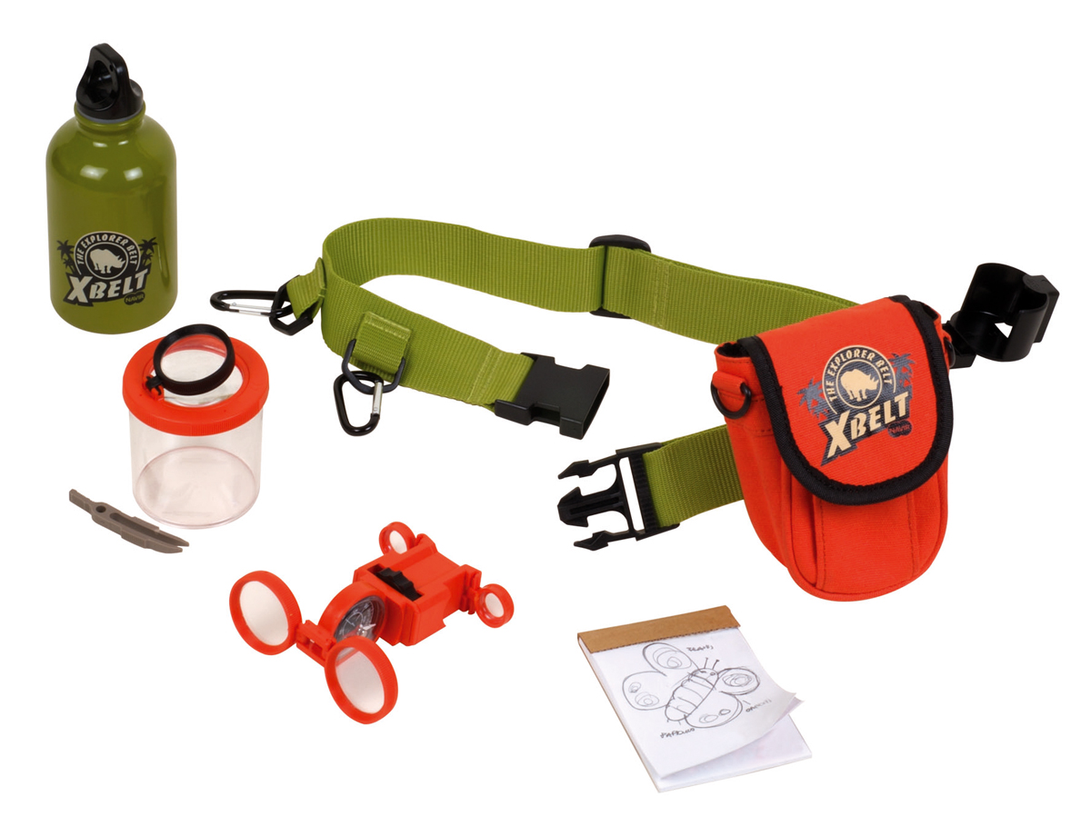 Kit d\'exploration Navir (explorer belt)