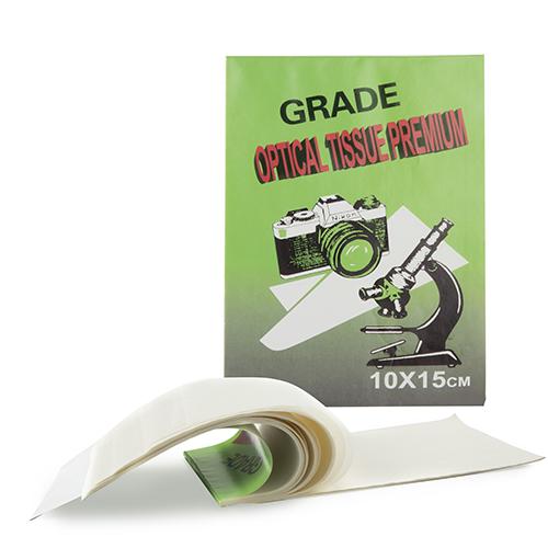 Papier de nettoyage des lentilles (PB.5245)