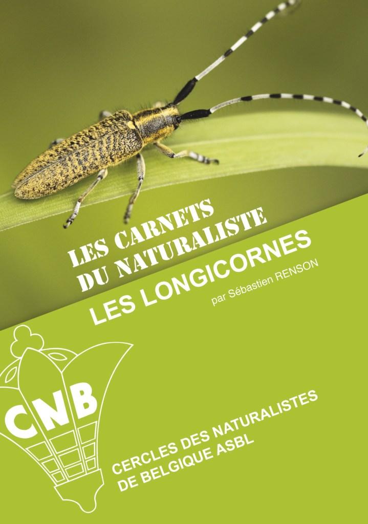 Les carnets du Naturaliste: Les longicornes