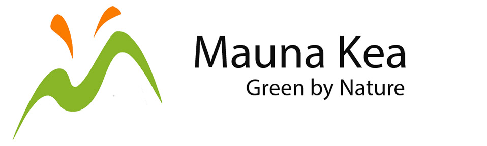 Mauna Kea : Green by Nature!