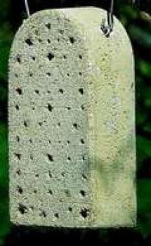 Nichoir à osmies - Forme stèle