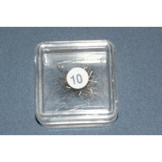 Epingles: boite de 500 minuties diamètre 0,10mm
