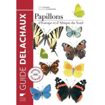 Papillons d\'Europe et Afrique du Nord