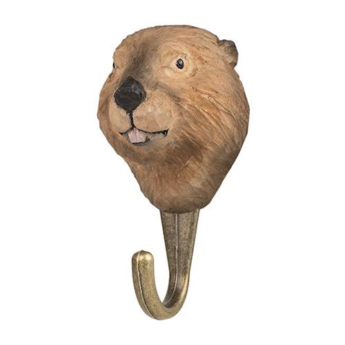 Patere-crochet-wildlifegarden-castor-deux-tiers
