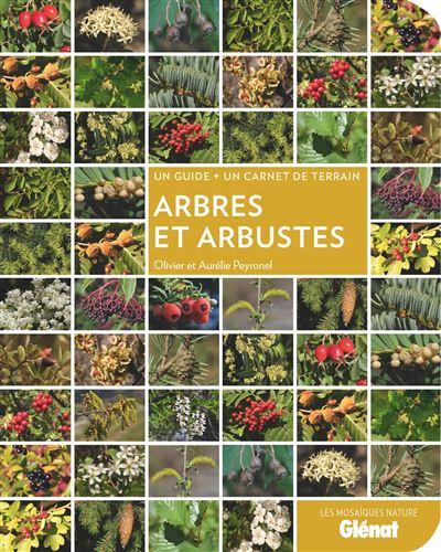 Arbres et arbustes (guide et carnet de terrain)