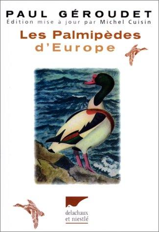 les-palmipedes-d-europe-z