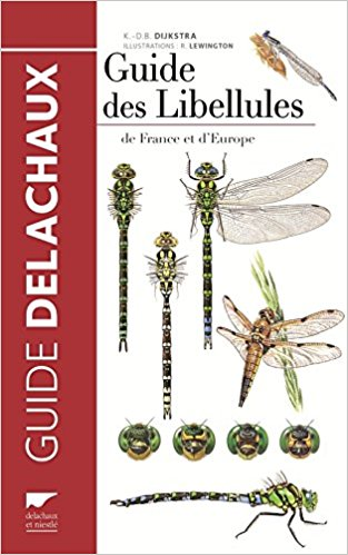 Guide des libellules de France et d\'Europe
