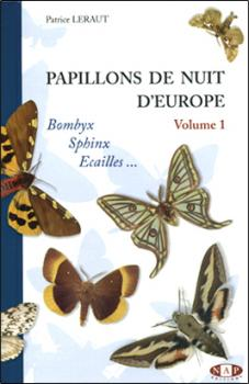 Papillons de nuit d\'Europe - volume 1