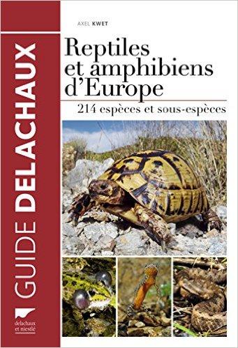 Reptiles et amphibiens d\'Europe