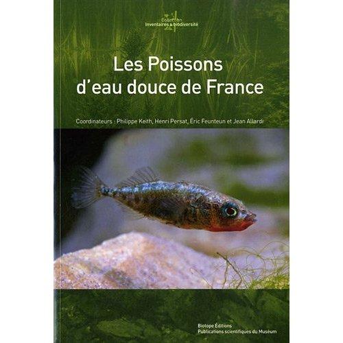 Les poissons d\'eau douce de France
