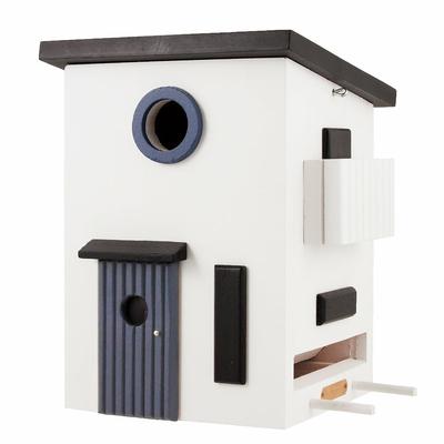 Nichoir Multiholk Maison Moderne