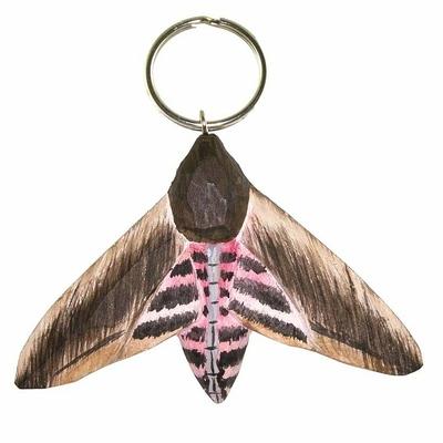 Porte-clés Papillons de nuit