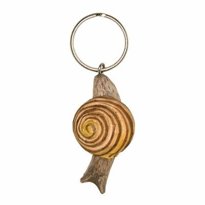 Porte-clés Escargot