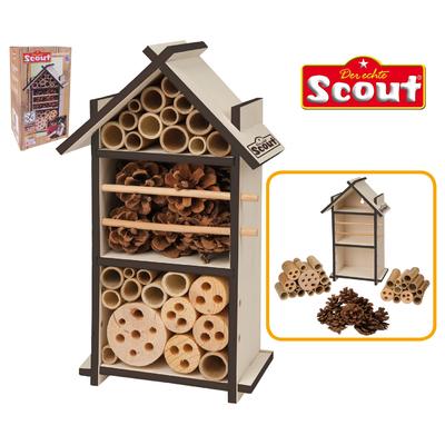 Hôtel à insectes - Der echte Scout