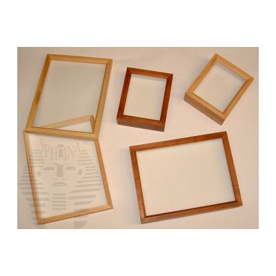 Boîtes à insectes vitrées bois 40 x 50 cm