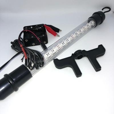 Lampe UV LED - (60 diodes - tube)