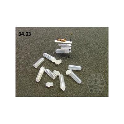Micro-tube pour génitalia
