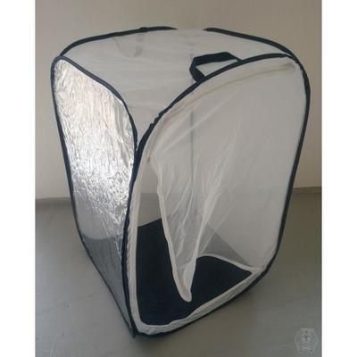 Cage d'élevage d'insectes 60x60x90 cm