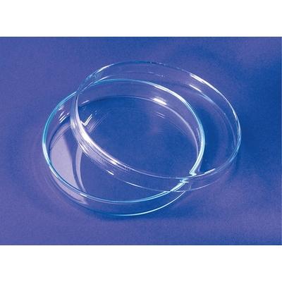 Boîtes de Pétri en verre - 100 mm