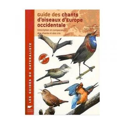 Guide des chants d'oiseaux