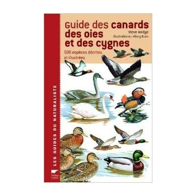 Guide des canards, des oies et des cygne
