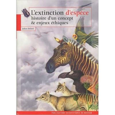 L'extinction d'espèces