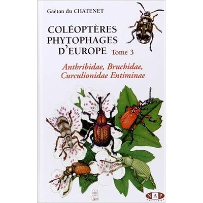 Coléoptères phytophages d'Europe - tome 3