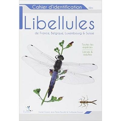 Cahier d'identification des libellules de France, Belg., Lux. et Suisse