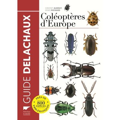 Guide des coléoptères d'Europe