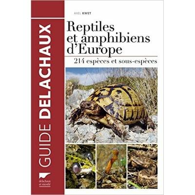 Reptiles et amphibiens d'Europe