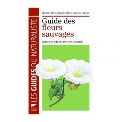 Guide des fleurs sauvages - Fitter