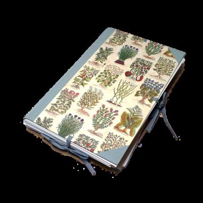 Classeur à herbier - 50 feuilles