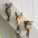 Patere-crochet-wildlifegarden-chevreuil-escalier