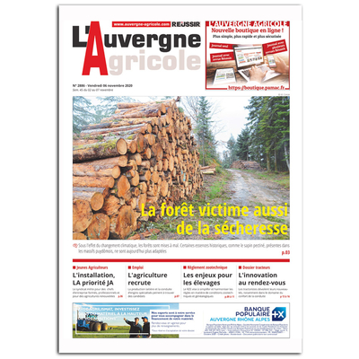 L'Auvergne agricole