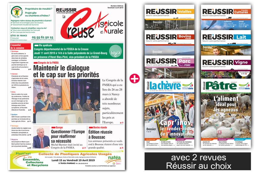 CreuseAgricole_2revues
