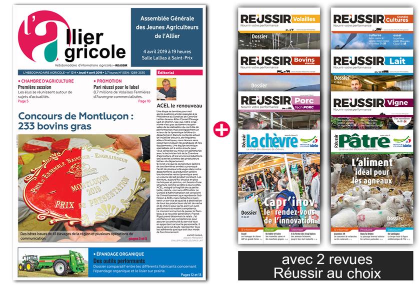 AllierAgricole_2revues