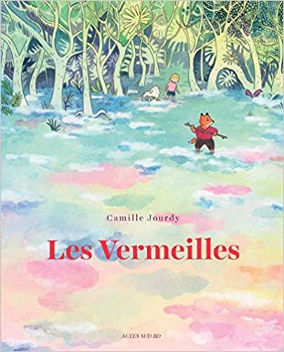 Les vermeilles de Camille Jourdy