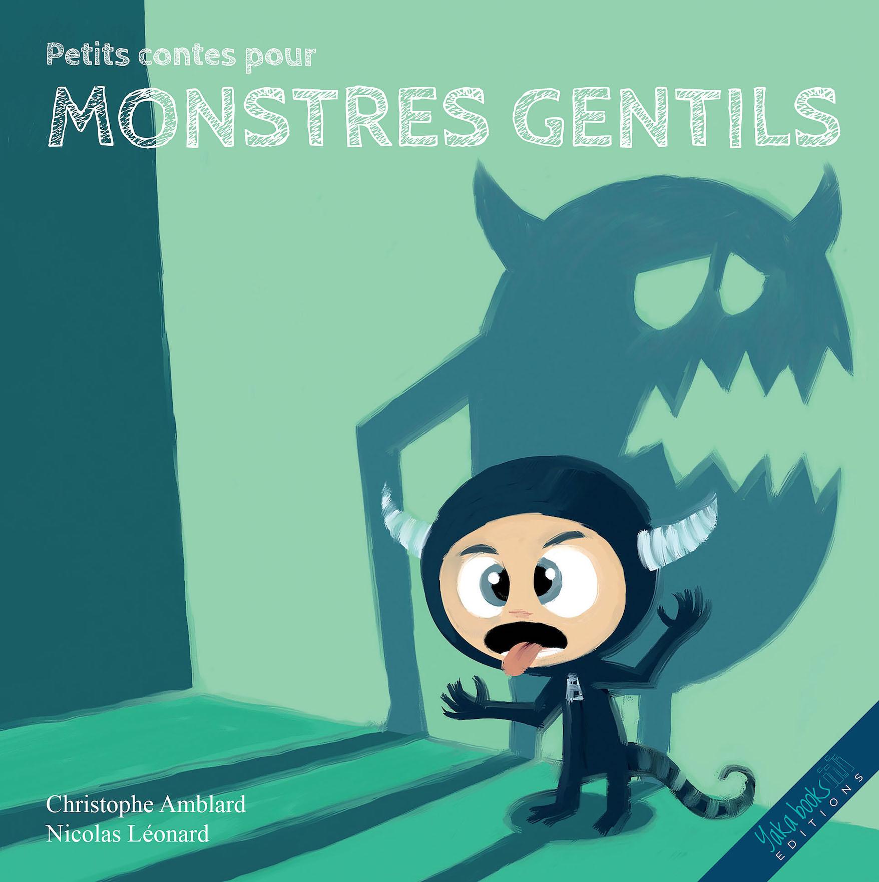 Petits contes pour monstres gentils de Christophe Amblard