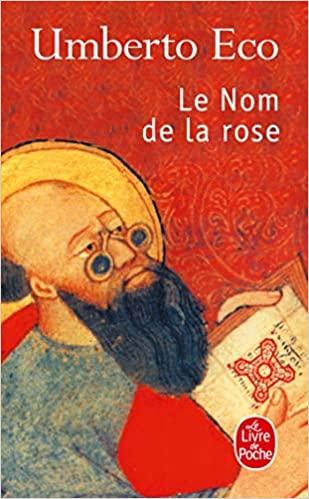 Le Nom de la rose de Umberto Eco