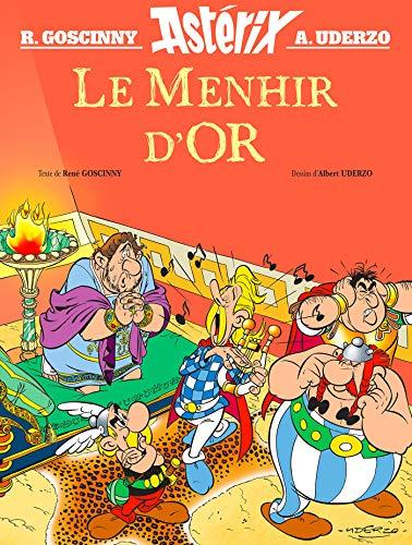Le Menhir d\'Or de René Goscinny et Albert Uderzo