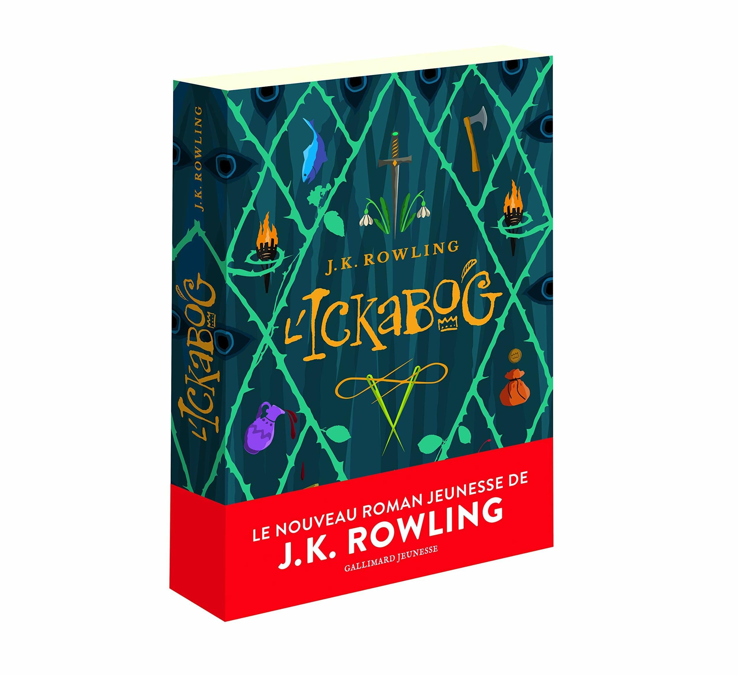 L\'Ickabog de J.K. Rowling