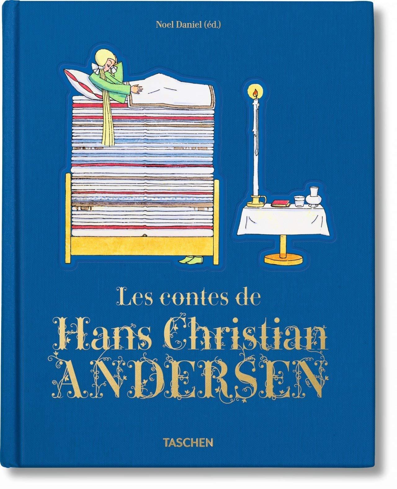 Les contes de Hans Christian Andersen de Noel Daniel