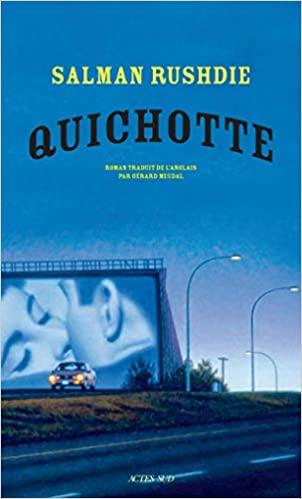 Quichotte de Salman Rushdie