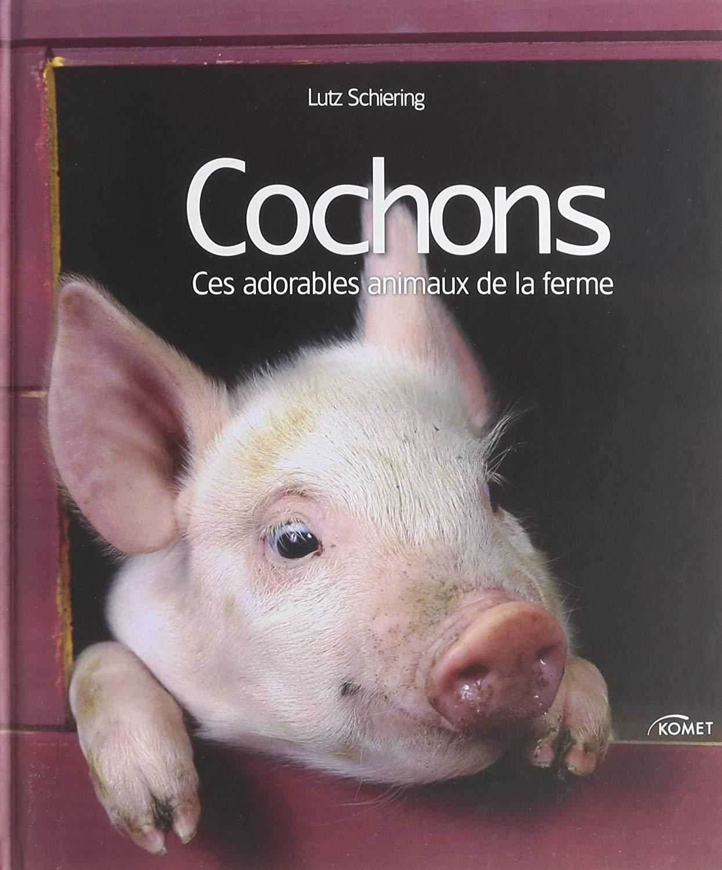 Les Cochons Ces adorables animaux de la ferme