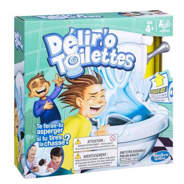 Délir\'o toilettes
