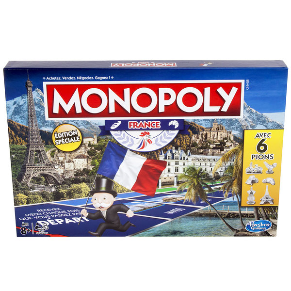 Monopoly Edition France