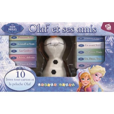 La reine des neiges, Olaf et ses amisv